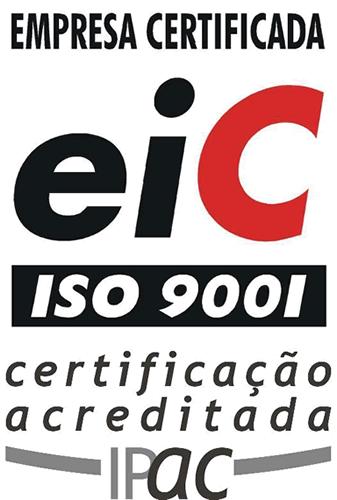 Empresa certificada ISO 9001
